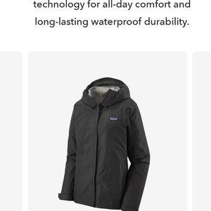 COPY - Patagonia Torrentshell rain jacket M.